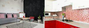 3-room HDB interior design