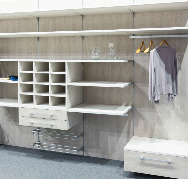 Walk-in Wardrode