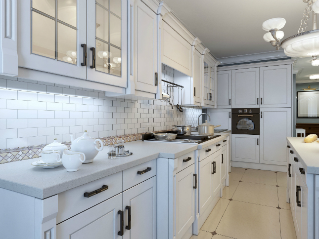 Country Cottage interior design - Kitchen