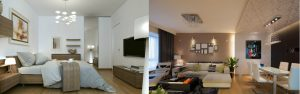 5-room HDB interior design