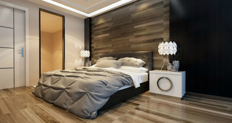 Modern Interior Design - Bedroom