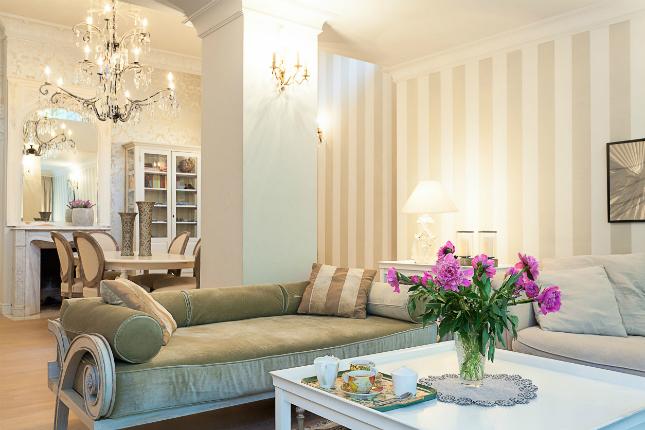 Victorian interior design - Living Room
