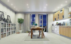 Home Interior Design - Modern Living Room