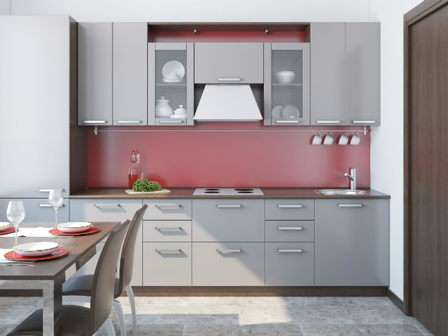 Kitchen Design - One-Wall Kitchen