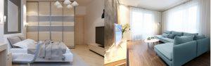 4-room HDB interior design